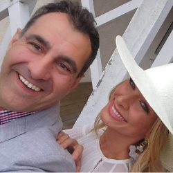 Dr. Selers and Anna Heinrich